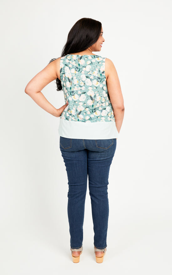 Springfield Top printed pattern