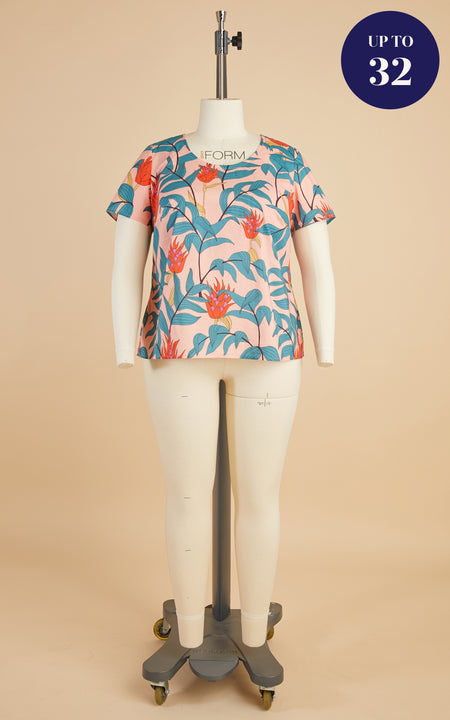 Montrose Top Bundle: Tropical Lawn Kit