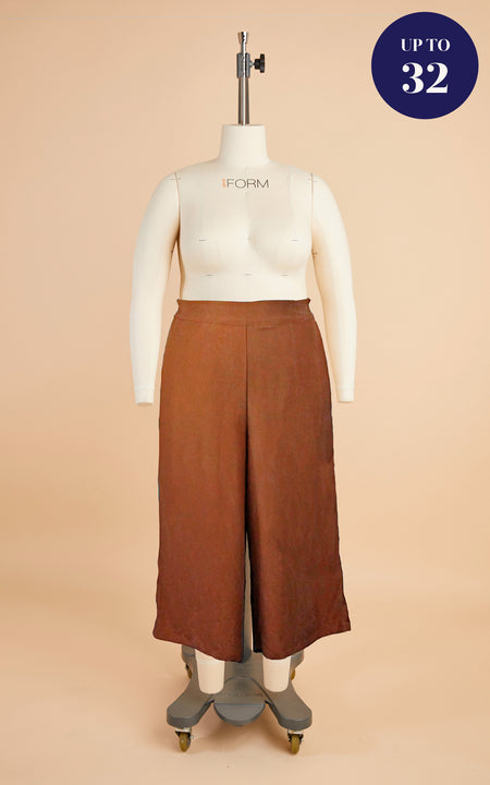 Calder Pants & Shorts Bundle: Nutmeg Tencel Twill Kit