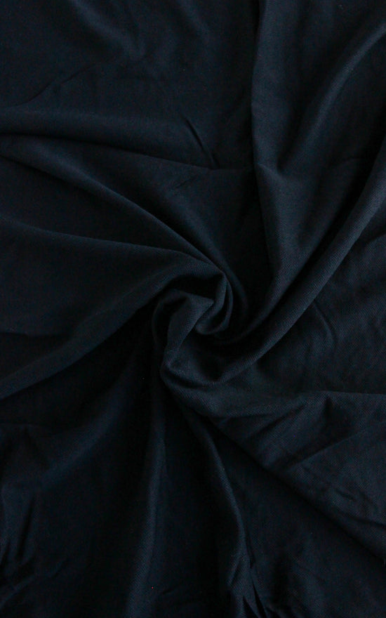 Pre-Cut Black Swimsuit Lining, Various Lengths