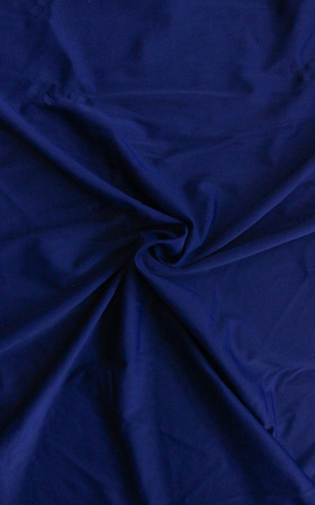 Pre-Cut Navy Swim Fabric, 1 1/8 yd
