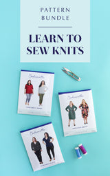 Pattern Bundle: Learn to Sew Knits