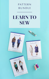 Pattern Bundle: Learn to Sew