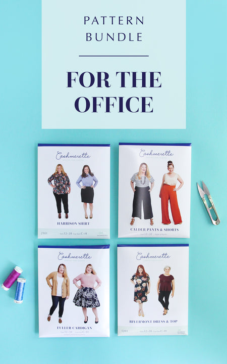 Pattern Bundle: For the Office