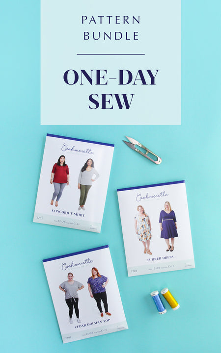 Pattern Bundle: One-Day Sew