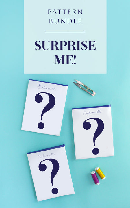 Pattern Bundle: Surprise Me!