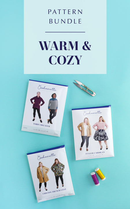 Pattern Bundle: Warm & Cozy