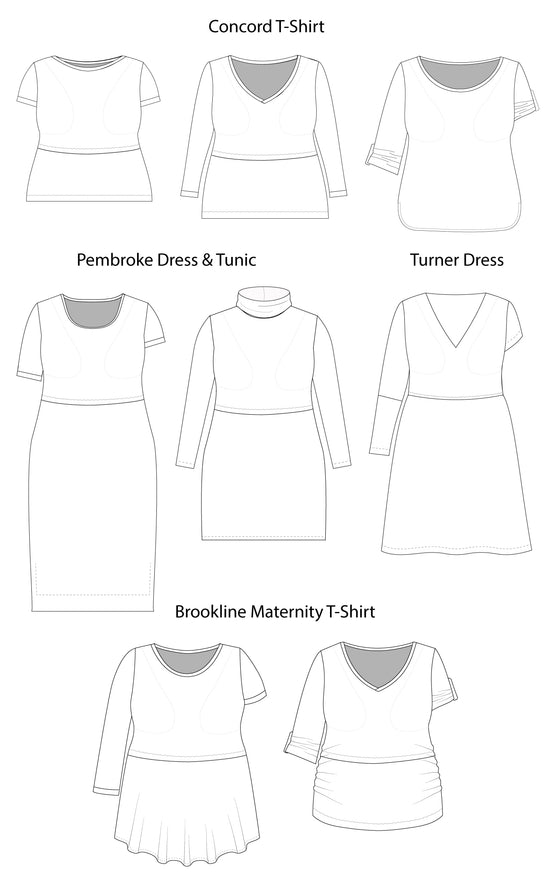 Pattern Bundle: Nursing