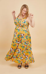 Holyoke Maxi Dress & Skirt PDF pattern