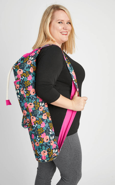 Shawmut Yoga Bag PDF pattern