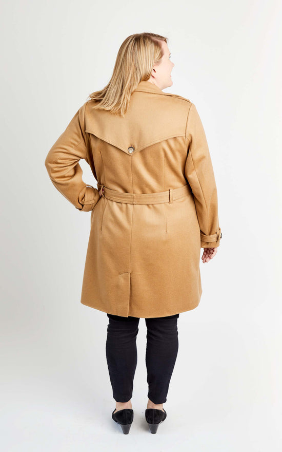 Chilton Trench Coat PDF pattern