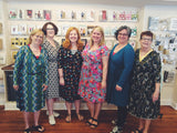 2nd session: Sydney Sewing Retreat 2018