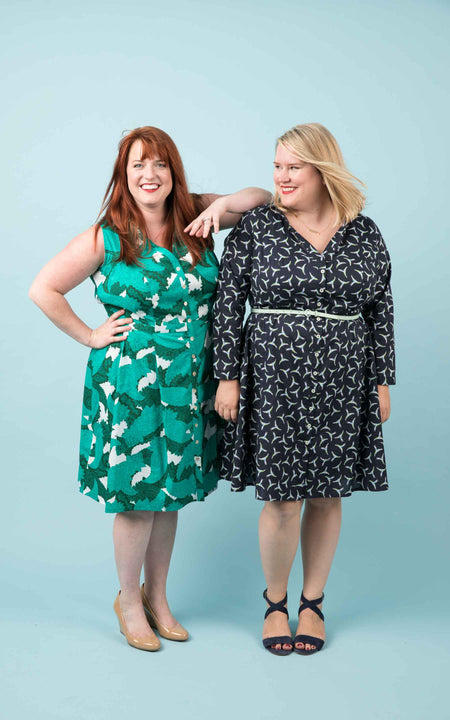 Buy Plus Size Sewing Patterns Online Modern Sewing Patterns For