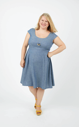 Upton Dress Sleeve Expansion
