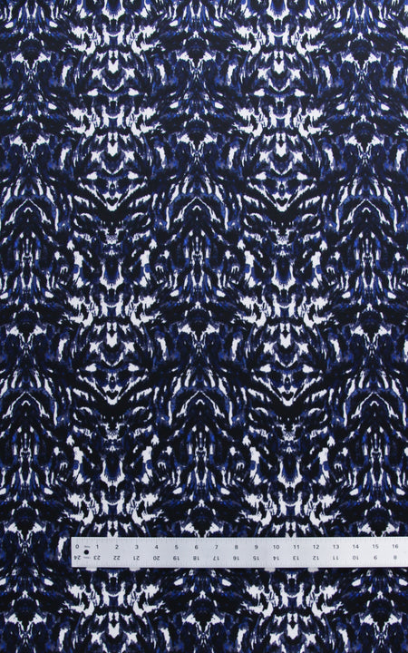 Rivermont Bundle: Black and Navy Print Fabric Kit