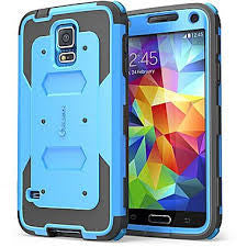 Armorbox Samsung Galaxy Note 4 Blue Case