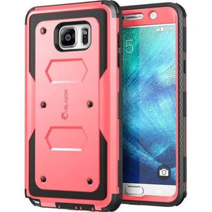 Armorbox Samsung Galaxy Note 5 Pink Case
