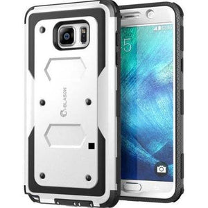 Armorbox Samsung Galaxy Note 5 White Case