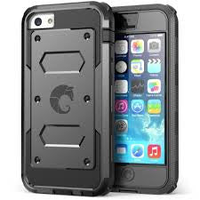 Armorbox iPhone 5c Black Case
