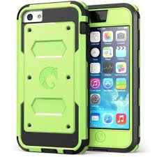 Armorbox iPhone 5c Green Case