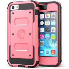 Armorbox iPhone 5c Pink Case