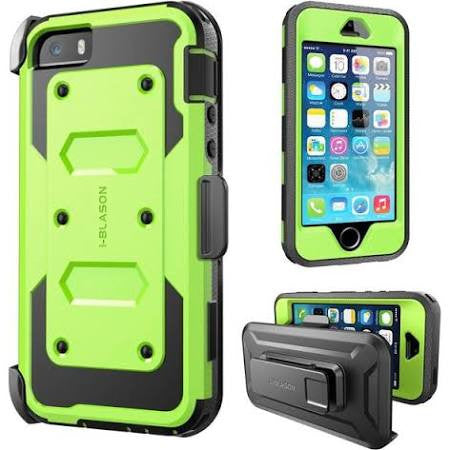 Armorbox iPhone 5/5s/5se Green Case