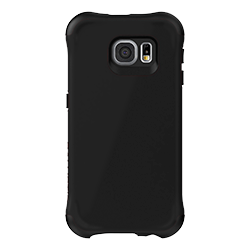 Ballistic Samsung Galaxy S6 Edge Urbanite Black Case