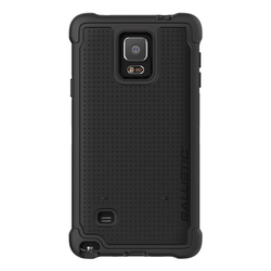 Ballistic Samsung Galaxy Note 4 Tough Jacket Black Case