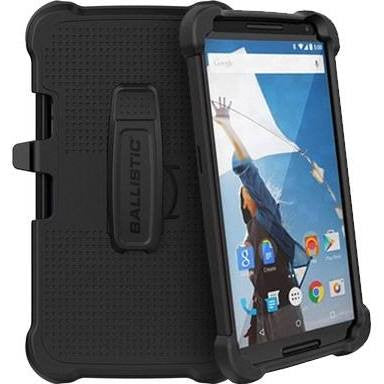 Ballistic Nexus 6 Tough Jacket Maxx Black Case