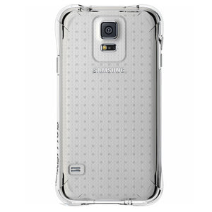 Ballistic Samsung Galaxy S5 Jewel Clear Case