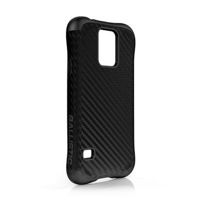 Ballistic Samsung Galaxy S5 Urbanite Carbon Fiber Black Case