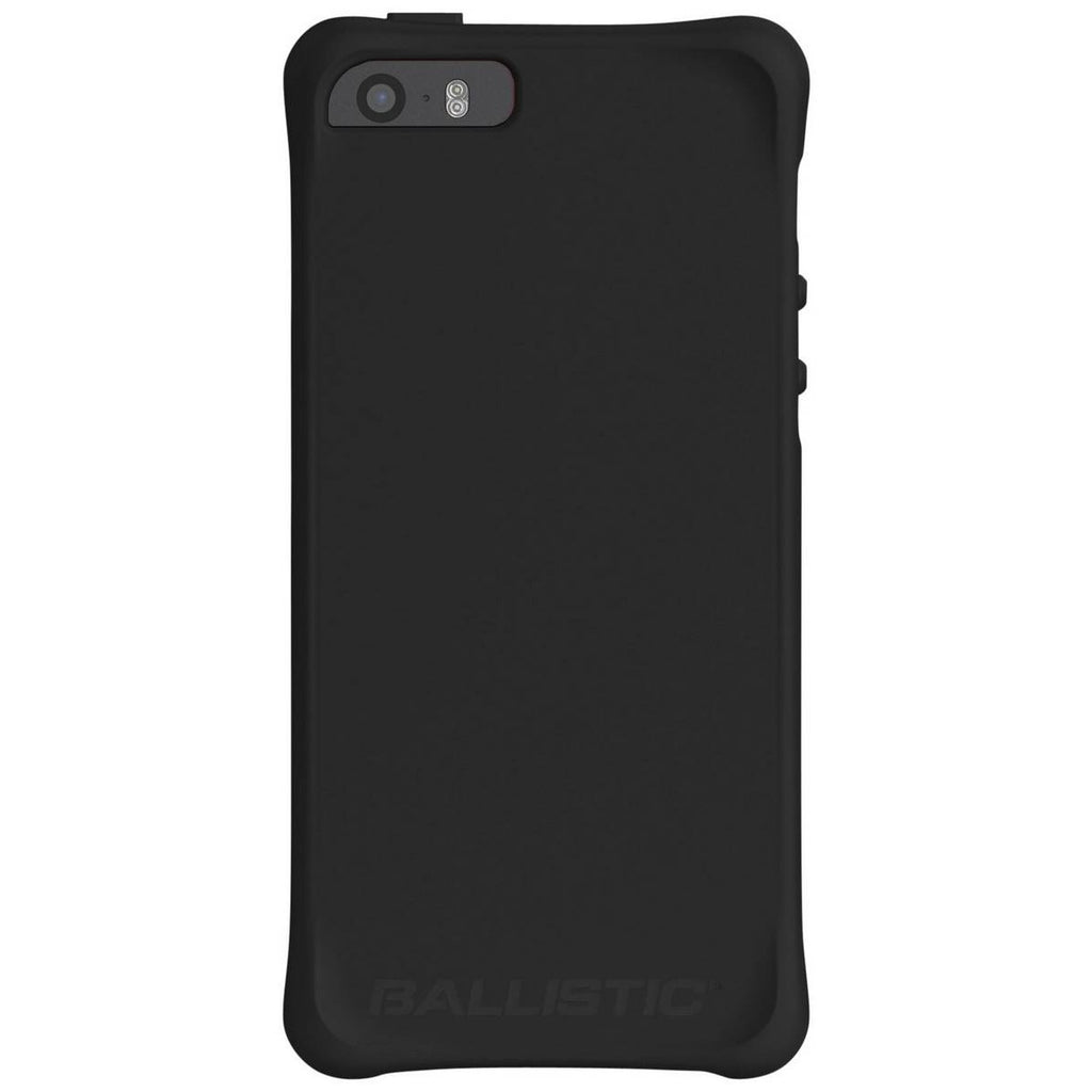 Ballistic iPhone 5/5s/5se Jewel Black Matte Case