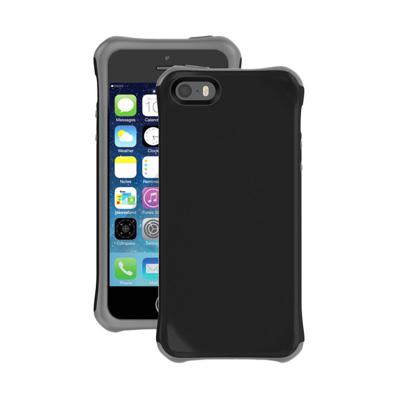 Ballistic iPhone 5/5s/5se Urbanite Black/Gray Case