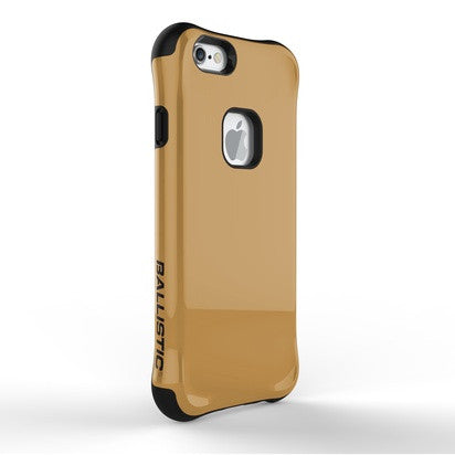 Ballistic iPhone 6/6s Urbanite Gold/Black Case