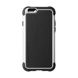 Ballistic iPhone 6/6s Tough Jacket Black/White Case
