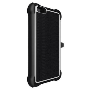Ballistic iPhone 6+/6s+ Tough Jacket Maxx Black/White Case