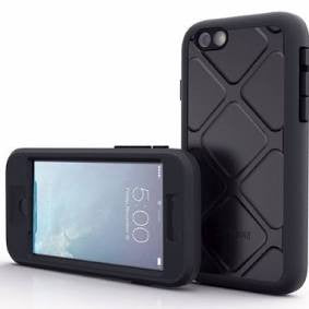 Dog Bone iPhone 6/6s Wetsuit Waterproof Slim Rugged Black Case
