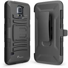 Prime Samsung Galaxy S5 Black Case