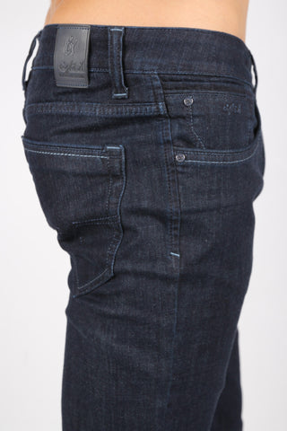 Eight X Dark BLUE SLIM FIT JEANS
