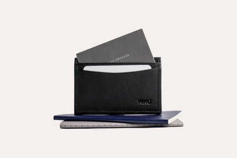 Kiko Classic Card Case - The Passionate Collector