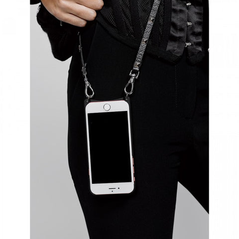 Bandolier SARAH Black Studs iPhone 8 / 7 / 6 - The Passionate Collector