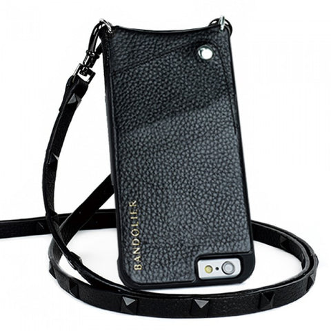 Bandolier SARAH Black Studs iPhone 6 / 7