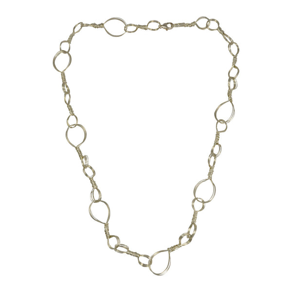 "NuNu Designs 20"" Wire Wrapped Necklace"