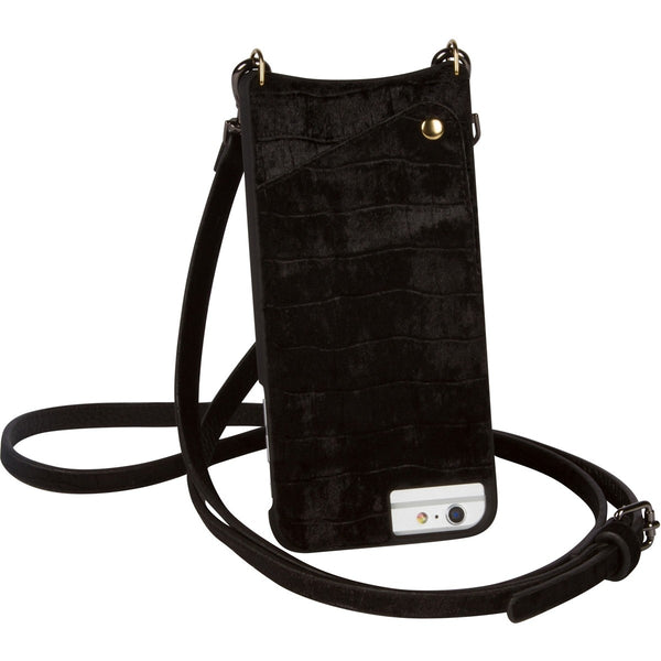 Bandolier Emma Black Velvet 8+/7+/6+ - The Passionate Collector
