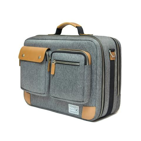 Venque Briefpack XL Grey