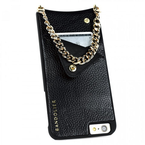 Bandolier Bandolet Black and Gold 6 plus  / 7 plus