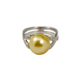 Eshel 12mm Pearl Ring
