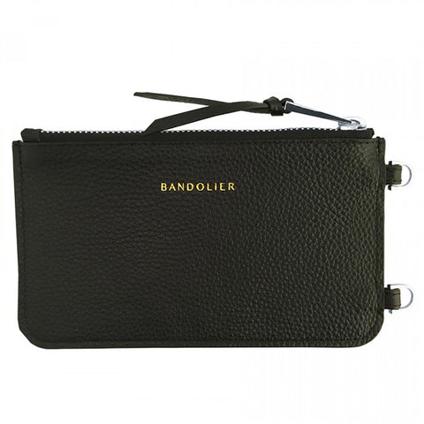 Bandolier Pouch Black - The Passionate Collector