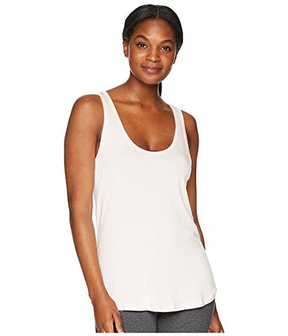 Beyond Yoga White Slink Twice Wrap Tank - The Passionate Collector