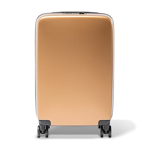 Bronze Raden A22 Carry Suitcase - The Passionate Collector